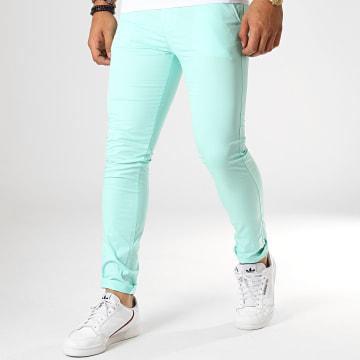 Classic Series - Pantalon Chino M-3173 Vert Menthe