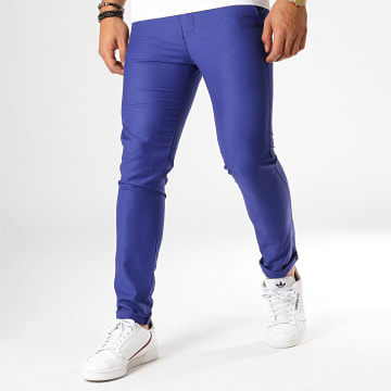 Classic Series - Pantalon Chino M-3174 Bleu Roi