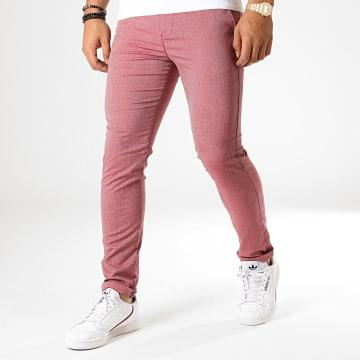 Classic Series - Pantalon Chino M-3156 Rouge
