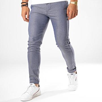 Classic Series - Pantalon M-3168 Bleu Marine