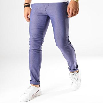 Classic Series - Pantalon Chino M-3141 Bleu Indigo
