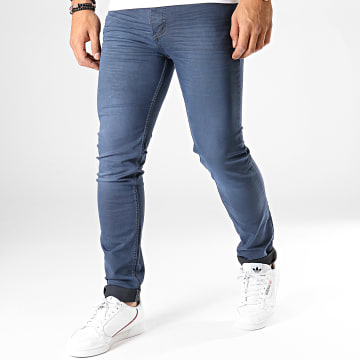 Jean Slim M-2497-3 Bleu Denim