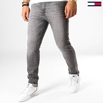 Tommy Jeans - Jean Skinny Simon 6370 Gris