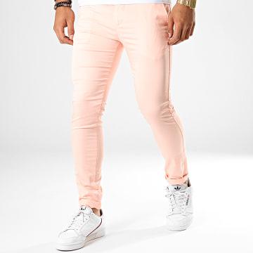 Classic Series - Pantalon Chino M-3145 Rose Clair