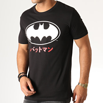 Tee Shirt Batman Japan Noir