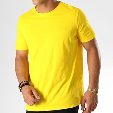 HUGO by Hugo Boss - Tee Shirt Reverse Logo Dero194 50414215 Jaune