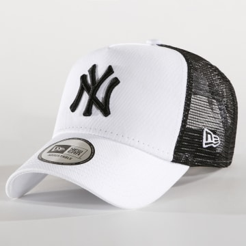 Casquette Trucker Core 94 New York Yankees Blanc Noir