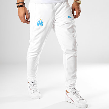 Pantalon Jogging OM 755868 Blanc