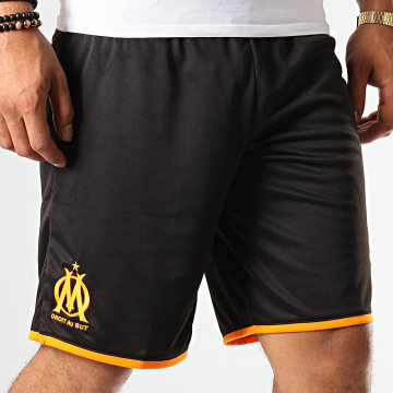 Short Jogging OM Replica 755679 Noir Orange