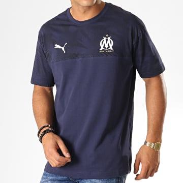 Tee Shirt OM Casuals 755848 Bleu Marine
