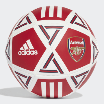 Ballon De Foot Arsenal FC Home EK4744 Blanc Rouge