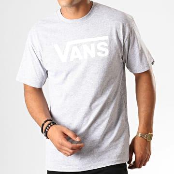 Vans - Tee Shirt Classic 0GGG1RQ Gris Chiné