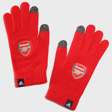 Adidas Performance - Gants Arsenal FC EH5090 Rouge