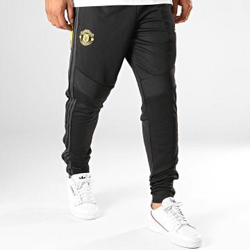 Pantalon Jogging A Bandes Manchester United DX9052 Noir