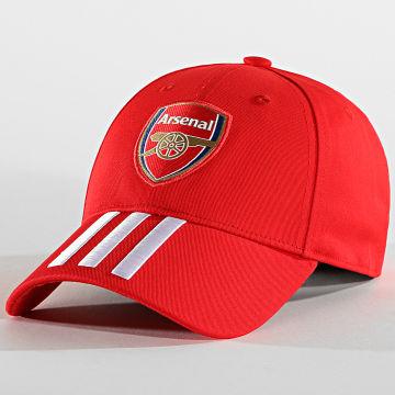 Casquette Arsenal FC C40 EH5083 Rouge