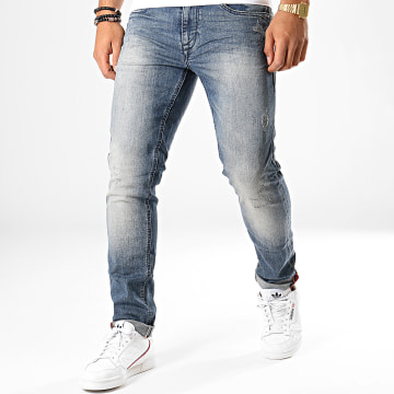 Jean Slim Jet 20708509 Bleu Denim