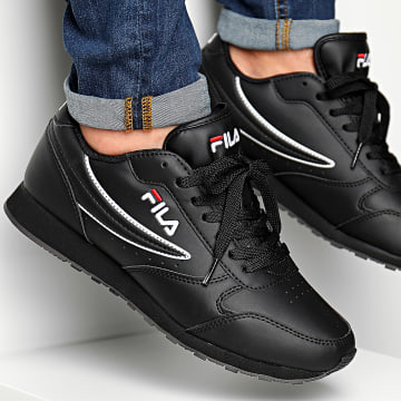 Fila - Baskets Orbit Low 1010263 12v Black Black