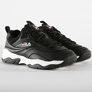 Fila - Baskets Femme Ray Low 1010562 12A Black