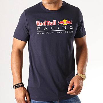 Tee Shirt Red Bull Racing Logo 595370 Bleu Marine