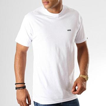 Vans - Tee Shirt Left Chest Logo VN0A3CZEYB2 Blanc