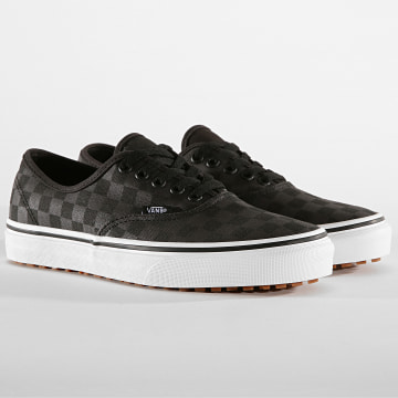 Vans - Baskets Authentic A3MU8V7X Checkerboard Black