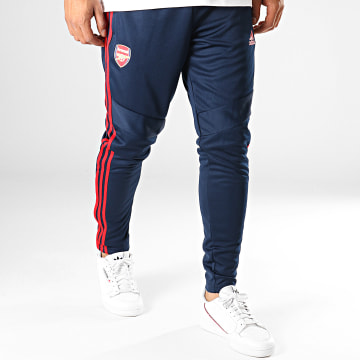 Pantalon Jogging A Bandes Arsenal FC EH5722 Bleu Marine