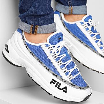 Fila - Baskets DSTR97 1010570 02B White Electric Blue