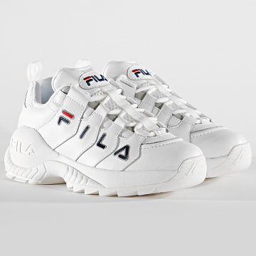 Baskets Femme Countdown Low 1010751 1FG White