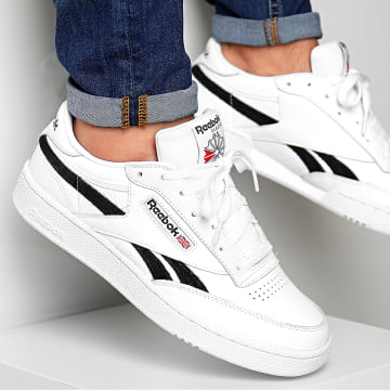 Reebok - Baskets Club C Revenge Mu EG9270 White Black