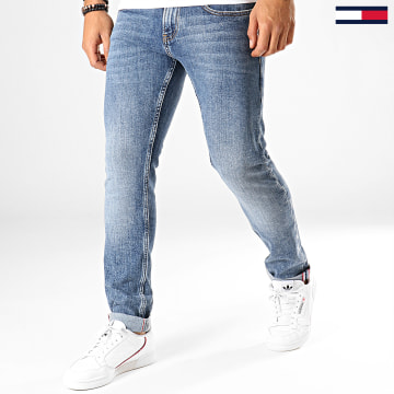 Jean Slim Scanton Heritage 6611 Bleu Denim