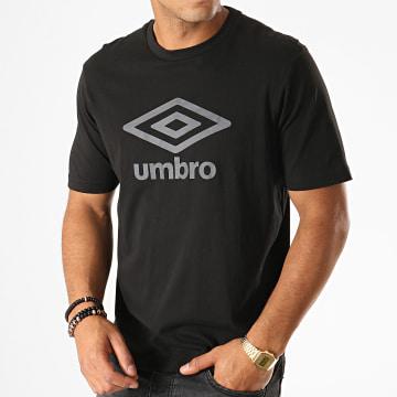 Umbro - Tee Shirt 729280-60 Noir Gris