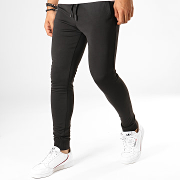 King Off - Pantalon Jogging 2269 Noir