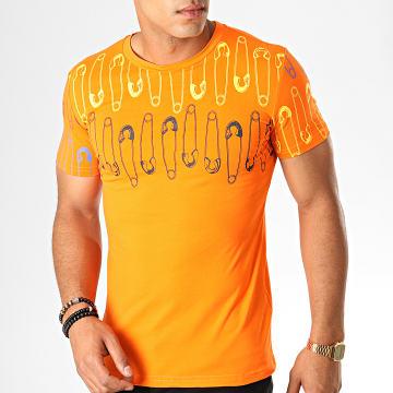 John H - Tee Shirt A061 Orange
