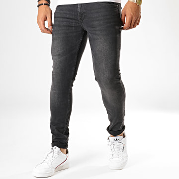 Tom Tailor - Jean Skinny 8313 Gris Anthracite