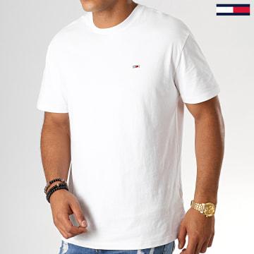 Tommy Jeans - Tee Shirt Classics 6061 Blanc