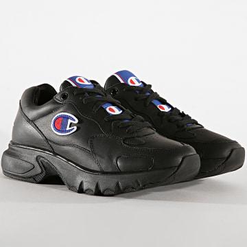 Champion - Baskets CWA-1 Leather S20850 Black