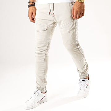Classic Series - Jogger Pant 6946 Beige