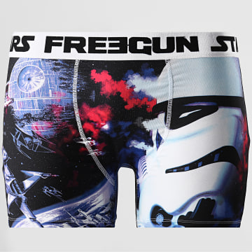 Freegun - Boxer Star Wars Empire Blanc