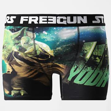 Boxer Star Wars Yoda Noir