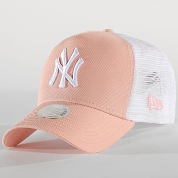 Casquette Trucker Femme League Essential 12040419 New York Yankees Rose