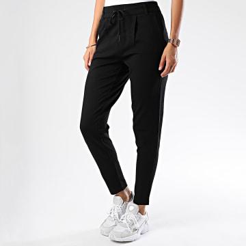 Only - Pantalon Femme Poptrash Noir
