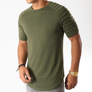 Tee Shirt Oversize 707 Vert Khaki