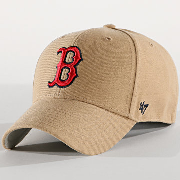 '47 Brand - Casquette Boston Red Sox MVP MVP02WBV Ecru