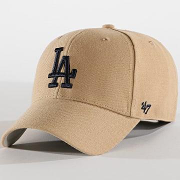 '47 Brand - Casquette Los Angeles Dodgers MVP MVP12WBV Ecru