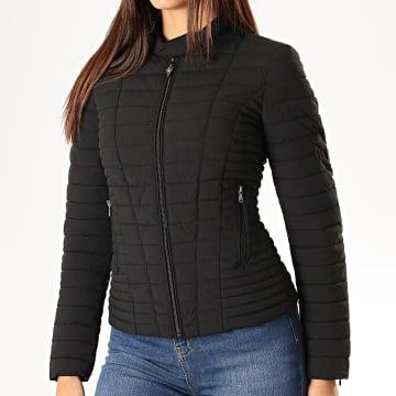 Veste Zippée Femme W94L0S-W6NW0 Noir