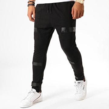 Ikao - Pantalon Jogging F544 Noir