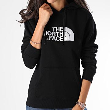 The North Face - Sweat Capuche Femme Drew Peak A8MU Noir