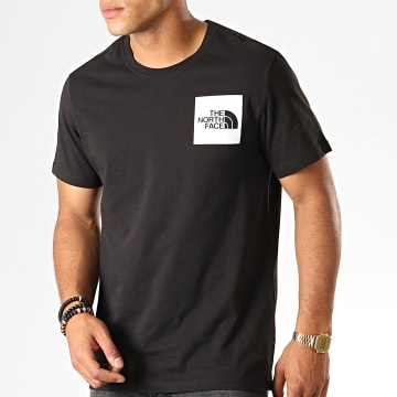 Tee Shirt Fine CEQ5 Noir Blanc