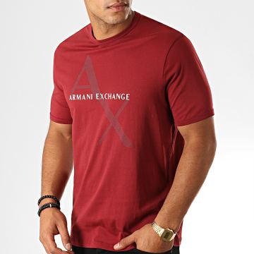 Tee Shirt 8NZT76-Z8H4Z Bordeaux