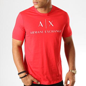 Tee Shirt 8NZTCJ-Z8H4Z Rouge